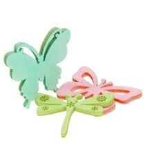 Give aways Butterflies & Dragonflies 4cm 72pcs