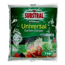 Substral green grain universal fertilizer m. Epsom salt 7kg