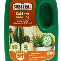 Substral cactus food 250ml liquid fertilizer