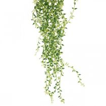 Succulent hanging artificial hanging plant green 96cm