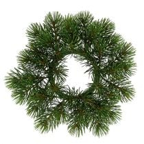 Fir Wreath Green Ø22cm