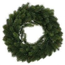 Light wreath LED Green Ø40cm 49L