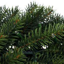 Light wreath LED Green Ø40cm 49L