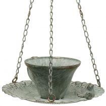 Food bowl bird bath antique Ø21cm