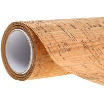 Table runner cork 200mm 2m