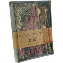 Dried Flowers Box White-Pink Mix Dried Flowers Set