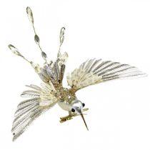 Hummingbird, Christmas tree decorations, decorative bird, Christmas decorations L20cm W20cm