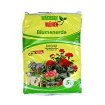 Grow & bloom potting soil (5 Ltr.)