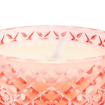 Scented candle in glass Tropical Ø10cm