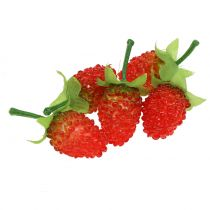 Wild strawberries 3,5cm 24pcs