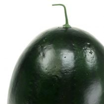 Watermelon artificial green 30cm