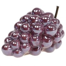Grape ceramic lilac 10cm 2pcs
