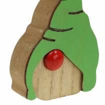 Imp wood assorted 6.5x9cm 10pcs