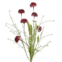 Meadow Flowers Red L60cm 3pcs