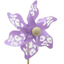 Windmill Mini Purple Ø9cm 12pcs
