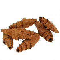 Cinnamon croissant decoration 6.5cm - 7cm 30pcs