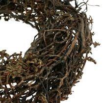 Branch wreath Ø25cm 2pcs. nature