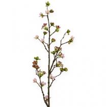 Cherry blossom branch pink 95cm