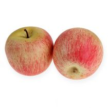 Decorative apples Cox 8cm 12pcs