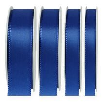 Gift and decoration ribbon 50m dark blue