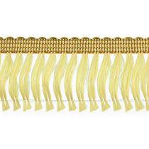 Fringe Kordonettfranse Hair fringe Leonische fringes