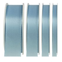 Gift and decoration ribbon 50m light blue
