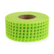 Mesh tape 4,5cmx10m light green
