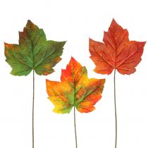 Maple leaf decoration 36cm 12pcs