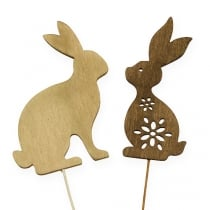 Easter Bunny Brown 18pcs