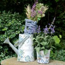 Artificial lavender bouquet, decorative lavender violet, silk flowers