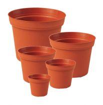 Plant pot plastic insert inner pot terracotta Ø 11 - 29cm, 1pce