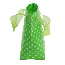 Carrying Case Green, White 31cm 5pcs