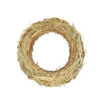 Straw wreath 60 / 12cm