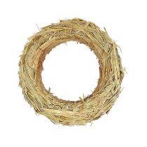 Straw wreath 70 / 14cm