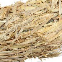 Straw wreath 80/14cm