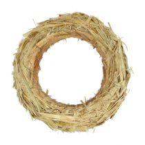 Straw wreath 90 / 15cm