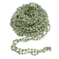 Decorative garland Mint green 2,65m