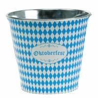 Deco pot Oktoberfest Ø14,5cm H15cm