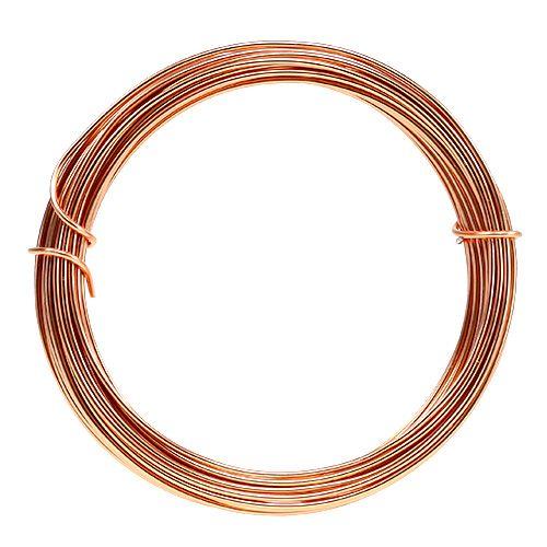 Aluminum wire 2mm 100g 12m copper