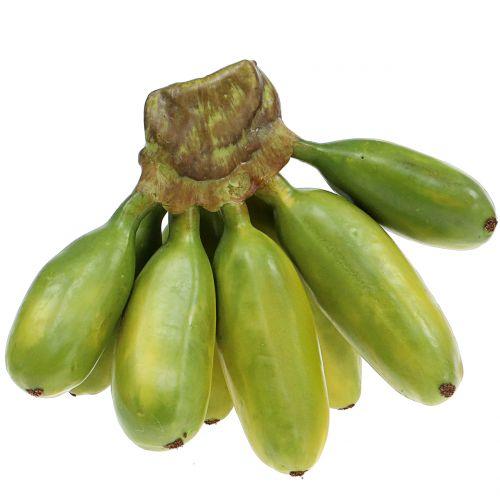 Baby bananas perennial artificial green 13cm