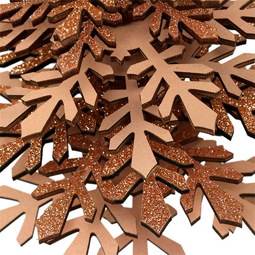 Hanging Decoration Christmas Tree with bell Copper 40cm