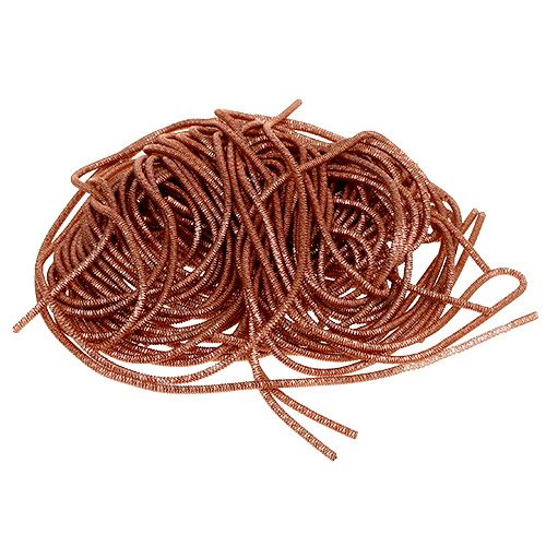 Bouillon wire Ø2mm 100g copper