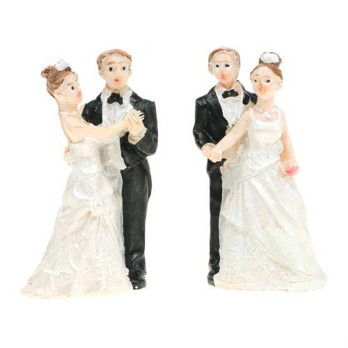 Newlyweds 6cm 2pcs