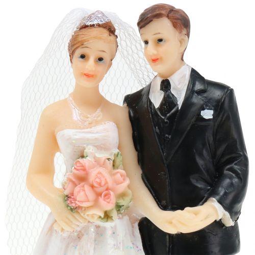 Bridal couple, wedding couple 10,5cm