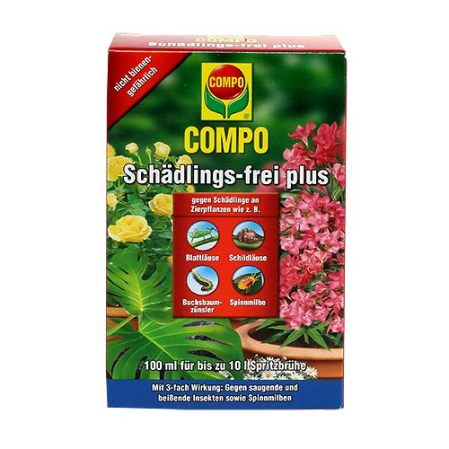 COMPO pest-free plus 100ml