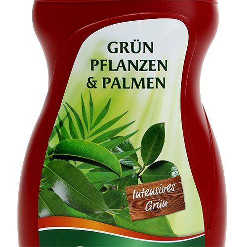 Chrysal green plants & palm trees 500ml