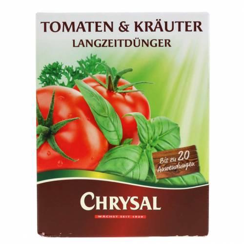 Chrysal tomatoes, herbs as long-term fertilizer 300g