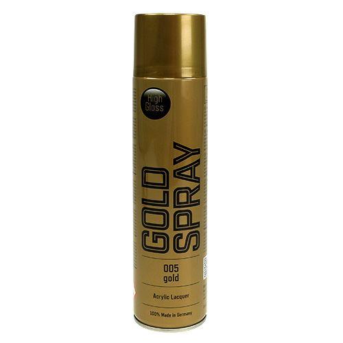 color spray Gold 400ml
