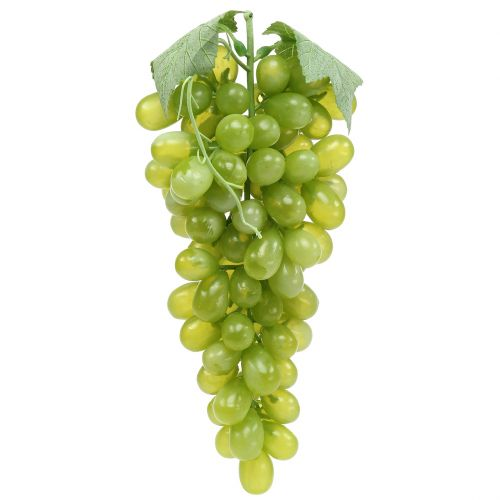 Deco grapes green 25cm