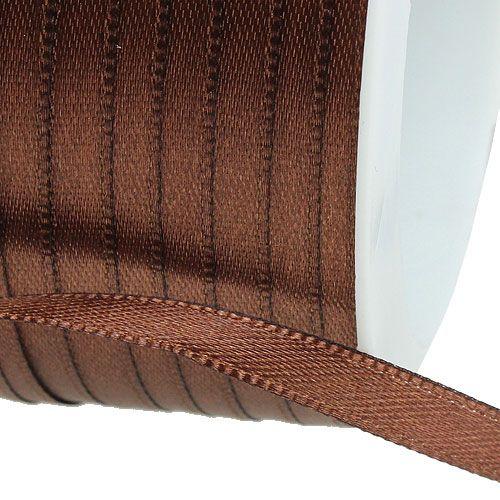 Gift ribbon brown 3mm x 50m
